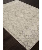 RugStudio presents Addison And Banks Hand Knotted Abr1507 Natural White Hand-Knotted, Good Quality Area Rug