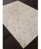 RugStudio presents Addison And Banks Hand Knotted Abr1509 Natural White Hand-Knotted, Good Quality Area Rug