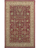 RugStudio presents Rugstudio Sample Sale 67532R Red Hand-Tufted, Better Quality Area Rug