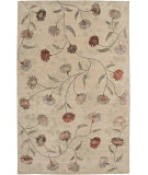 RugStudio presents Amer Gardenia Agathe Ivory Hand-Tufted, Good Quality Area Rug