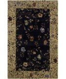 RugStudio presents Amer Gardenia Zoe Ebony Hand-Tufted, Good Quality Area Rug
