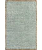 RugStudio presents Amer Gardenia Josette Blue Hand-Tufted, Good Quality Area Rug