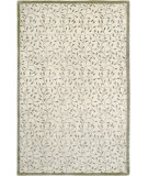 RugStudio presents Amer Gardenia Josette Ivory Hand-Tufted, Good Quality Area Rug