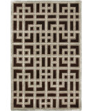 RugStudio presents Amer Modern Wexler Brown Hand-Tufted, Good Quality Area Rug