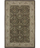 RugStudio presents Amer Ghazni Jaghuri Brown / Beige Hand-Tufted, Good Quality Area Rug