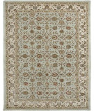 RugStudio presents Amer Roshni Induja Light Blue / Ivory Hand-Tufted, Best Quality Area Rug