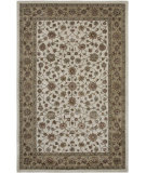 RugStudio presents Amer Roshni Simi Ivory / Beige Hand-Tufted, Good Quality Area Rug