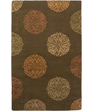 RugStudio presents Rugstudio Sample Sale 67582R Brown Hand-Tufted, Better Quality Area Rug