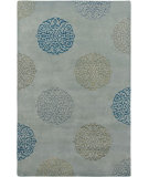 RugStudio presents Amer Soho Mercer Sea Foam Hand-Tufted, Better Quality Area Rug
