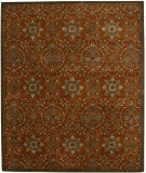 RugStudio presents Amer Soho Broome Pumpkin Hand-Tufted, Better Quality Area Rug