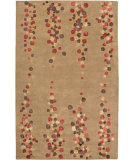 RugStudio presents Amer Modern Pearsall Brown Hand-Tufted, Good Quality Area Rug