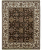 RugStudio presents Amer Luxor Giza Chocolate Hand-Knotted, Good Quality Area Rug