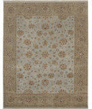 RugStudio presents Amer Luxor Minya Mint Hand-Knotted, Good Quality Area Rug