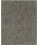 RugStudio presents Amer Kinara Kibashi Steel Gray Hand-Knotted, Good Quality Area Rug