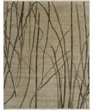 RugStudio presents Rugstudio Sample Sale 67554R Beige Hand-Knotted, Good Quality Area Rug