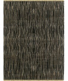 RugStudio presents Rugstudio Sample Sale 67551R Ebony Hand-Knotted, Good Quality Area Rug