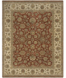 RugStudio presents Amer Antiquity Salona Red / Beige Hand-Knotted, Good Quality Area Rug