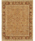 RugStudio presents Amer Antiquity Pompeii Oak / Dark Tan Hand-Knotted, Good Quality Area Rug
