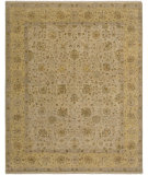 RugStudio presents Amer Antiquity Uthina Soft Camel / Light Gold Hand-Knotted, Good Quality Area Rug