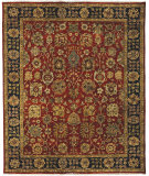 RugStudio presents Amer Antiquity Fc-32 Rust Hand-Knotted, Good Quality Area Rug