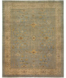 RugStudio presents Rugstudio Sample Sale 67504R Light Blue Hand-Knotted, Good Quality Area Rug