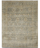 RugStudio presents Amer Anatolia Pd-11 Gray Hand-Knotted, Good Quality Area Rug