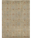 RugStudio presents Amer Anatolia Pd-13 Ice Blue Hand-Knotted, Good Quality Area Rug