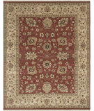 RugStudio presents Amer Oasis Tozeur Rust Hand-Knotted, Good Quality Area Rug