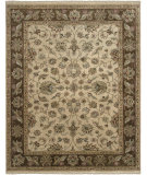 RugStudio presents Amer Oasis Tuat Beige Hand-Knotted, Good Quality Area Rug