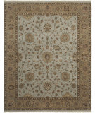 RugStudio presents Amer Oasis Miran Mint Hand-Knotted, Good Quality Area Rug