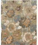 RugStudio presents Rugstudio Sample Sale 67597R Soft Camel Hand-Knotted, Good Quality Area Rug