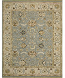 RugStudio presents Amer Soumak Morrison French Blue Woven Area Rug