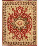 RugStudio presents Amer Soumak Longlett Red Woven Area Rug