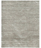 RugStudio presents Amer Synergy Jungsi Sage Hand-Knotted, Good Quality Area Rug