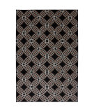 RugStudio presents American Rug Craftsmen Panoramic Iron Ore Black Machine Woven, Good Quality Area Rug