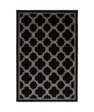 RugStudio presents American Rug Craftsmen Panoramic Parsonage Black Machine Woven, Good Quality Area Rug