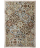 RugStudio presents American Rug Craftsmen Serenity Kirman Coast Peat Moss Machine Woven, Good Quality Area Rug