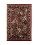 RugStudio presents American Rug Craftsmen Madison Kirman Garden Ruby Machine Woven, Good Quality Area Rug