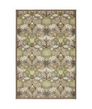 RugStudio presents American Rug Craftsmen Madison Blushing Bower Brown Machine Woven, Good Quality Area Rug