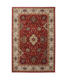 RugStudio presents American Rug Craftsmen Madison Rockefeller Ruby Machine Woven, Good Quality Area Rug