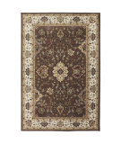 RugStudio presents American Rug Craftsmen Madison Rockefeller Brown Machine Woven, Good Quality Area Rug