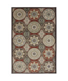 RugStudio presents American Rug Craftsmen Madison Cliff Lodge Cocoa Machine Woven, Good Quality Area Rug