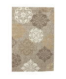 RugStudio presents American Rug Craftsmen Madison Open Vista Dark Beige Machine Woven, Good Quality Area Rug