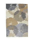 RugStudio presents American Rug Craftsmen Madison Cherokee Rose Dark Butter Machine Woven, Good Quality Area Rug