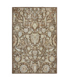 RugStudio presents American Rug Craftsmen Serenity Oak Creek Bison Machine Woven, Good Quality Area Rug