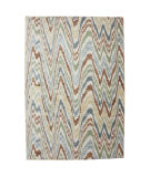 RugStudio presents American Rug Craftsmen Serenity Painted Desert Butter Pecan Machine Woven, Good Quality Area Rug