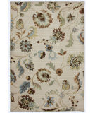 RugStudio presents American Rug Craftsmen Serenity Sol Star Butter Pecan Machine Woven, Good Quality Area Rug