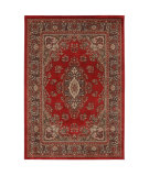 RugStudio presents American Rug Craftsmen Madison Shaker Heights Red Machine Woven, Good Quality Area Rug