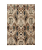 RugStudio presents American Rug Craftsmen Madison Summit Pass Light Beige Machine Woven, Good Quality Area Rug