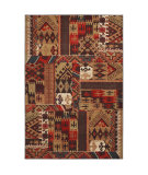 RugStudio presents American Rug Craftsmen Madison Louis And Clark Bark Brown Machine Woven, Good Quality Area Rug